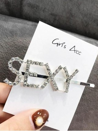 Agrafa pentru par Cristals SEXY