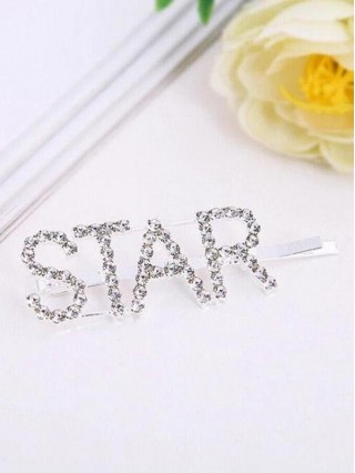Agrafa pentru par Cristals STAR