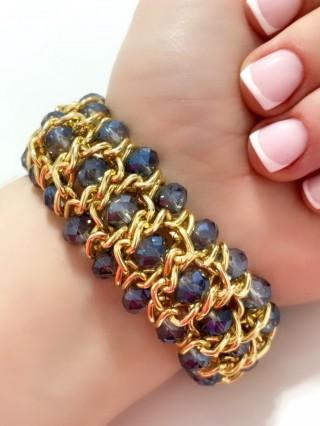 Bratara Special Gems