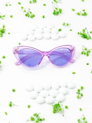 Ochelari de soare Matteo Ferari Corre Lilac