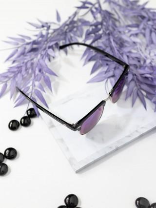 Ochelari de soare Club Master Blue V Black