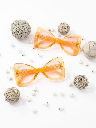 Ochelari de soare Mariposa Pearls Peach