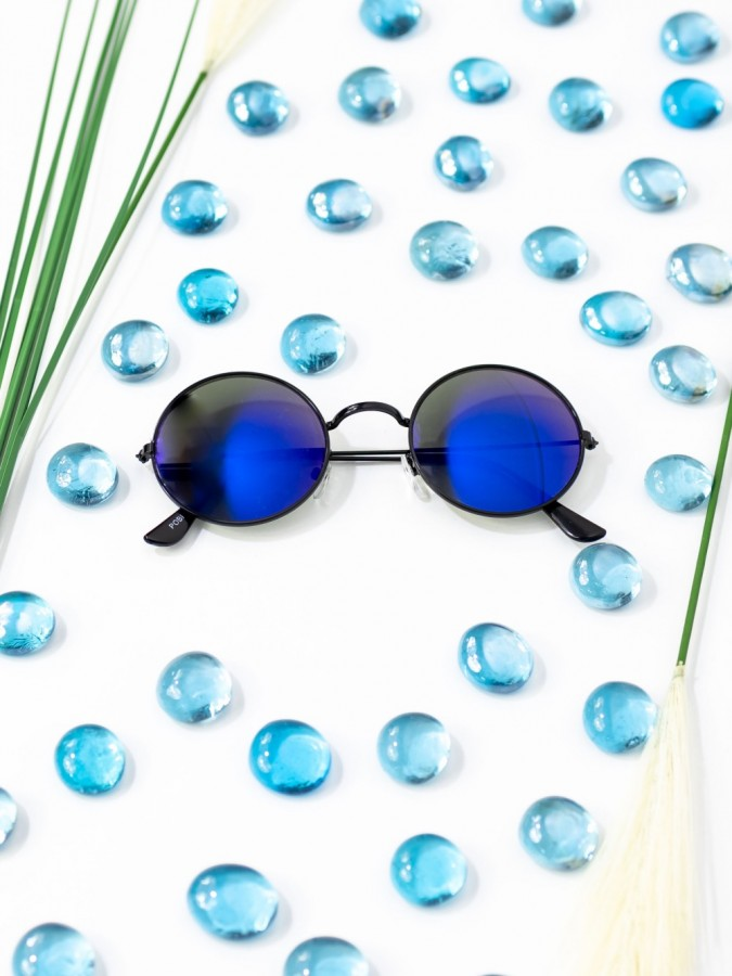 Ochelari de soare barbatesti Boxter Blue