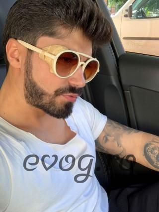 Ochelari de soare barbatesti Speed Krem