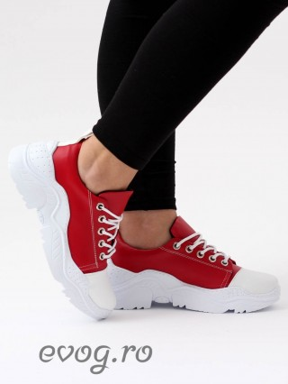 Sneakers  Romano Red