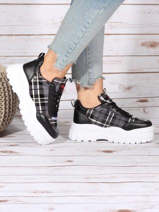 Sneakers Berry Black