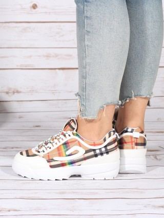 Sneakers Berry Camel