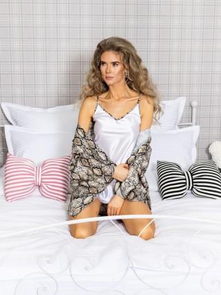 Set Rochita de Noapte si Halat Luxury cod PJS224
