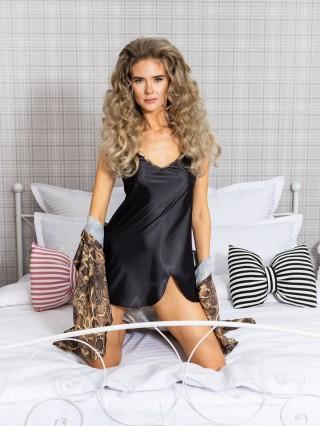 Set Rochita de Noapte si Halat Luxury cod PJS217