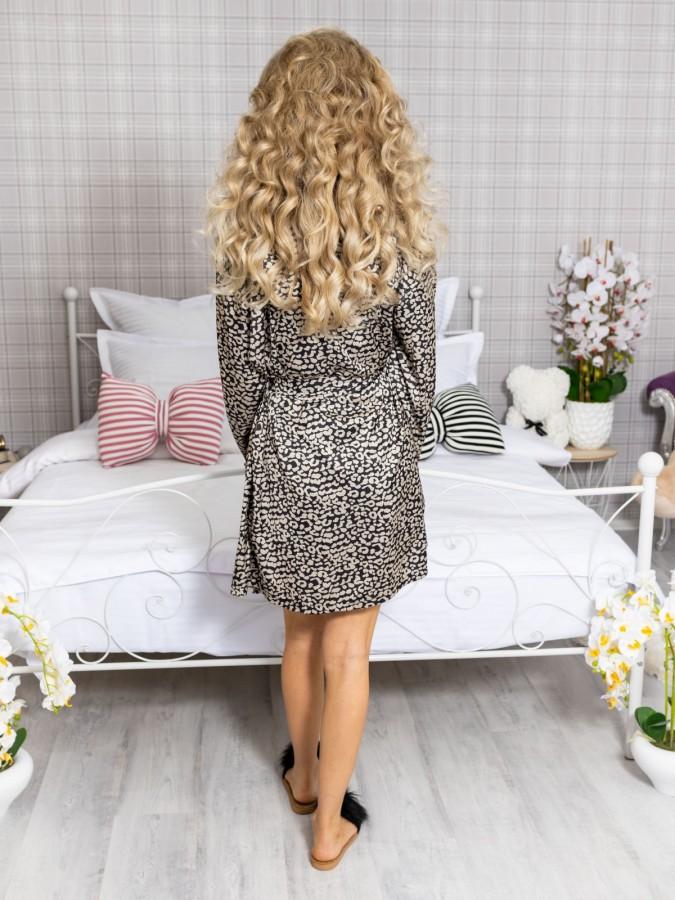 Set Rochita de Noapte si Halat Luxury cod PJS222